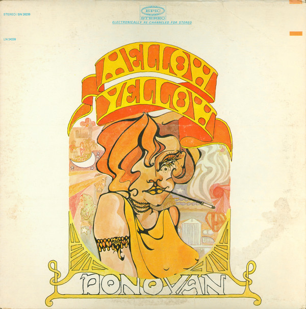 Donovan - Mellow Yellow Single