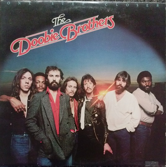The Doobie Brothers One+Step+Closer LP