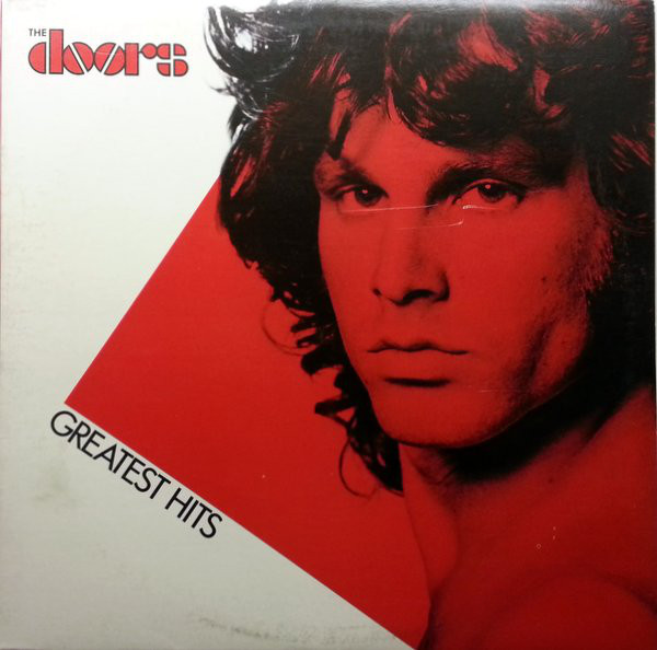 The Doors Vinyl Record Albums