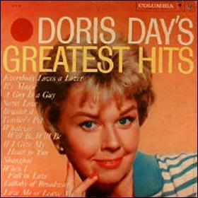 Doris Day vinyl records