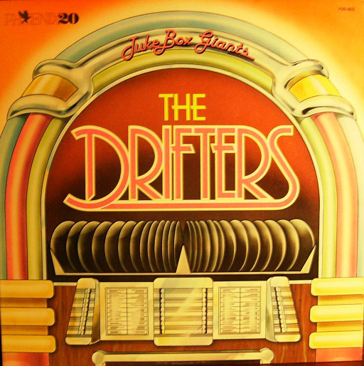 The Drifters Vinyl Record Albums
