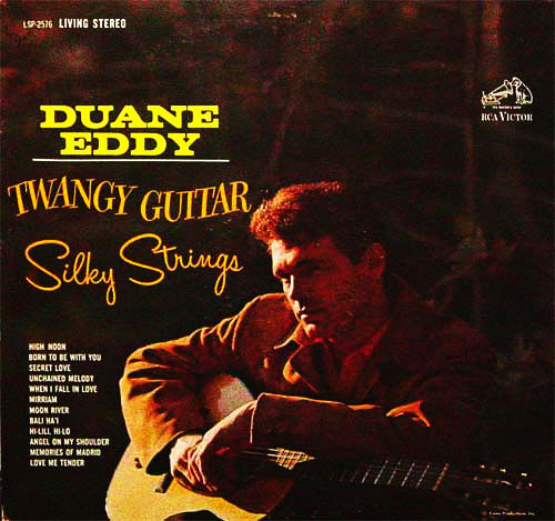 Twangy Guitar - Silky Strings