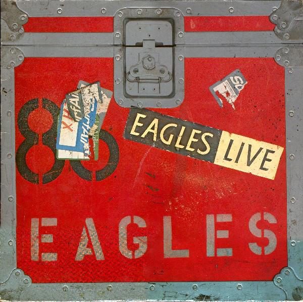 Eagles Vinyl Record Albums
