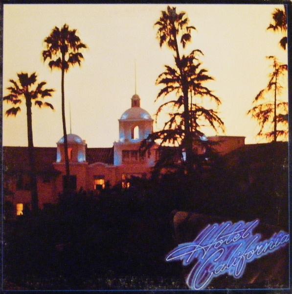 Hotel California Vinyl Eagles