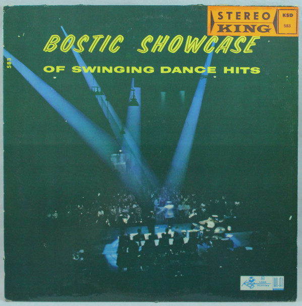 Earl Bostic - Bostic Showcast Of Swinging Dance Hits [vinyl] Earl Bostic