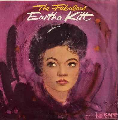 The Fabulous Eartha Kitt
