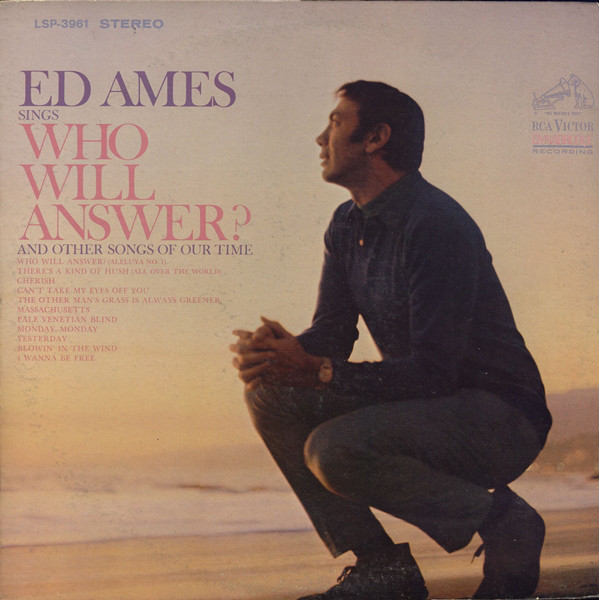 Who Will Answer? And Other Songs of Our Time