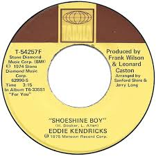 Shoeshine Boy / Hooked On Your Love