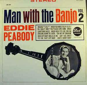 Eddie Peabody - Man With The Banjo Vol. 2