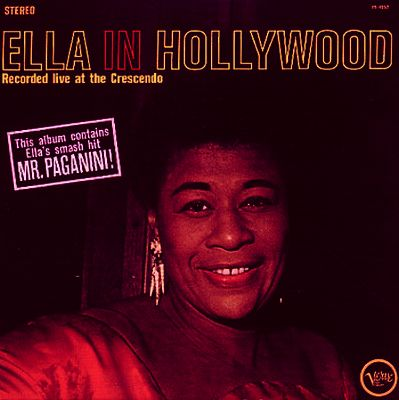 Ella In Hollywood - Recorded Live At the Crescendo