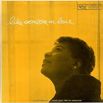 Ella Fitzgerald - Like Someone In Love [vinyl] Ella Fitzgerald