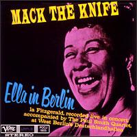 Ella Fitzgerald Vinyl Record Albums