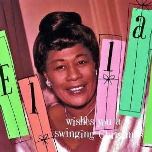 Ella Fitzgerald Wishes You A Swinging Christmas