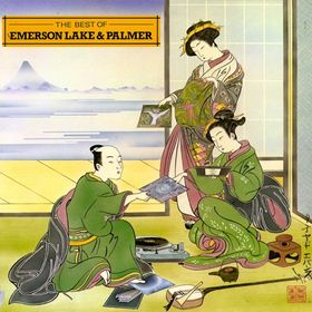 Emerson Lake And Palmer The+Best+Of+Emerson+Lake+And+Palmer LP