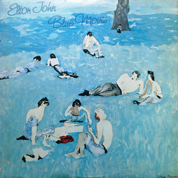 Elton John - Blue Moves Album