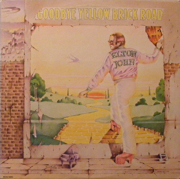 Elton John - Goodbye Yellow Brick Road [vinyl] Elton John