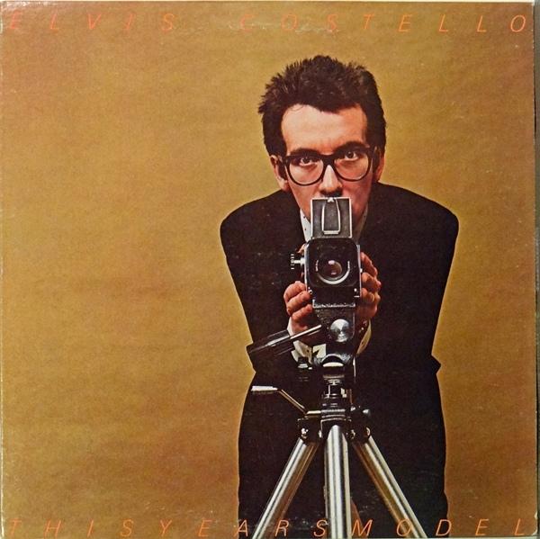 Elvis Costello Vinyl Record Albums