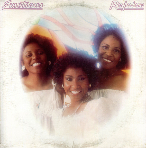 Emotions - Rejoice [vinyl] Emotions