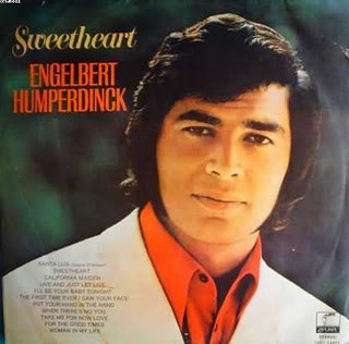 Engelbert Humperdinck Vinyl Record Albums