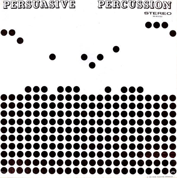 persuasive percussion vinyl
