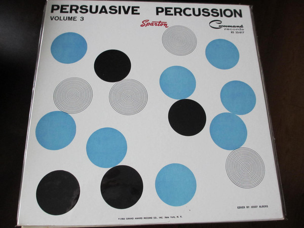 persuasive percussion volume 3 record