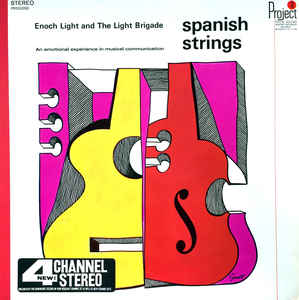 Spanish Strings Vinyl