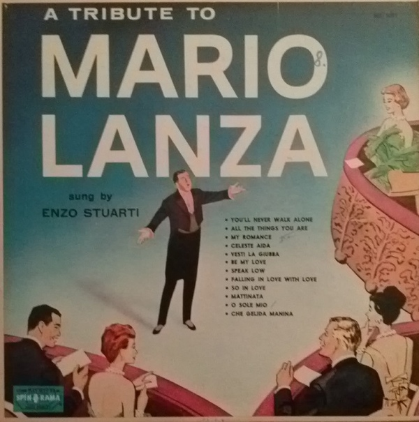 A Tribute to Mario Lanza