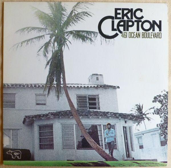 Eric Clapton 461 Ocean Boulevard Lpz Mfsl Original Master ...