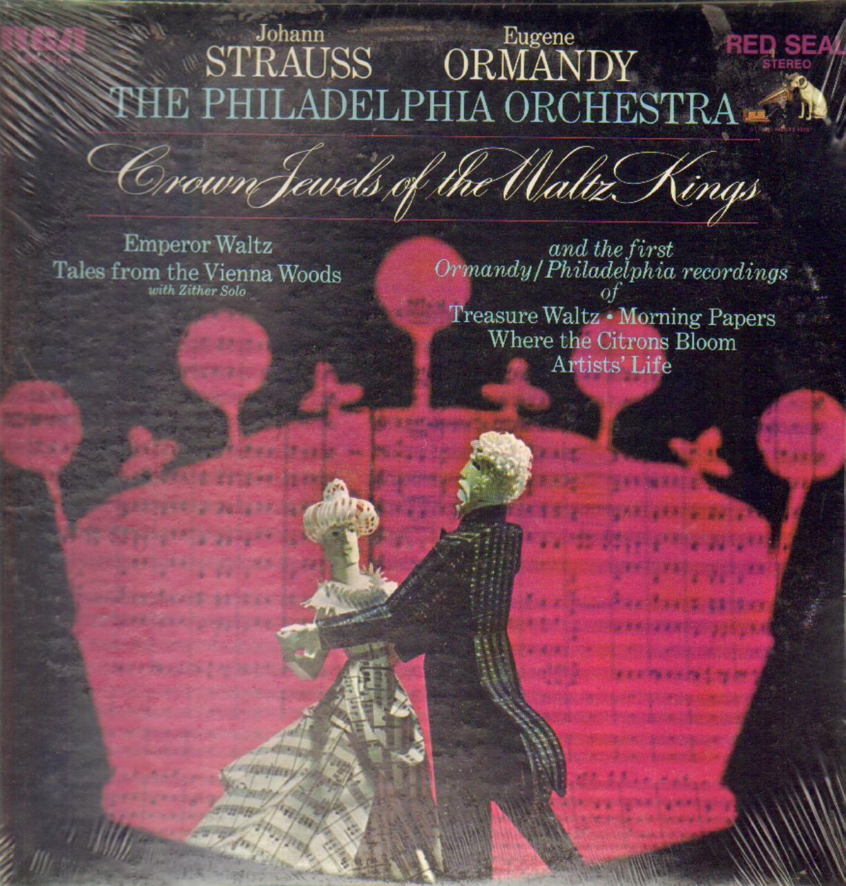Crown Jewels Of The Waltz Kings