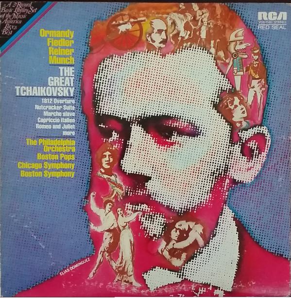Eugene Ormandy / Arthur Fiedler / Fritz Reiner / C - Tchaikovsky: The Great Tchaikovsky