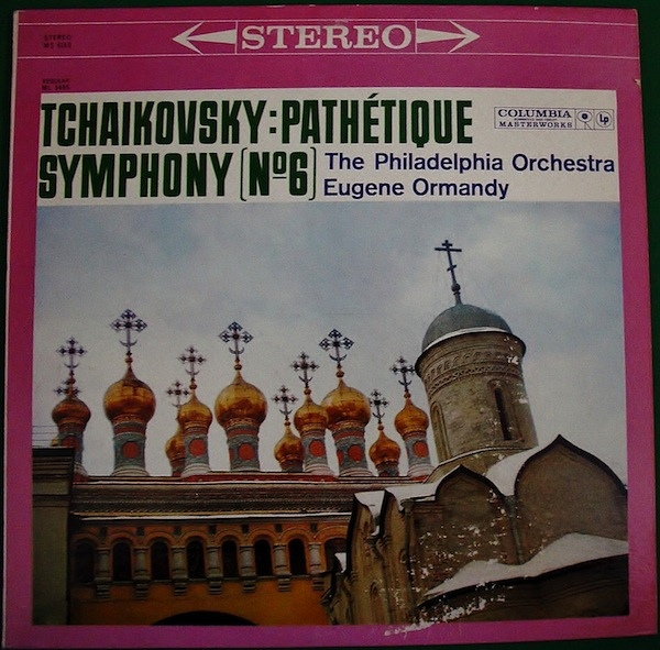Eugene Ormandy & The Philadelphia Orchestra - Tchaikovsky Pathetique Symphony [no 6]
