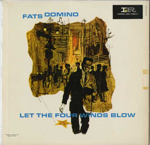 Fats Domino - Let The Four Winds Blow Vinyl] Fats Domino