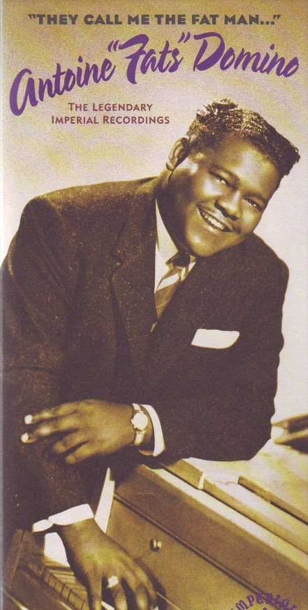 ''They Call Me The Fat Man...'' The Legendary Imperial Recordings