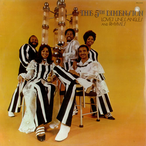The Fifth Dimension Vinyl Record Albums