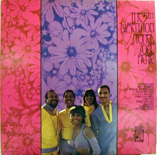 5th Dimension - Stoned Soul Picnic Single