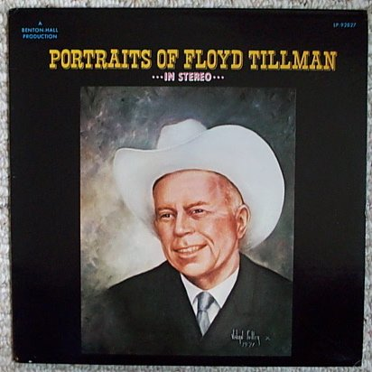 Portraits of Floyd Tillman