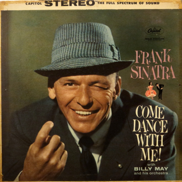 Frank Sinatra - Come Dance With Me! [vinyl]