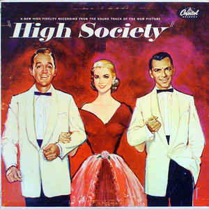 "Original sound track from the motion picture ""High Society"""