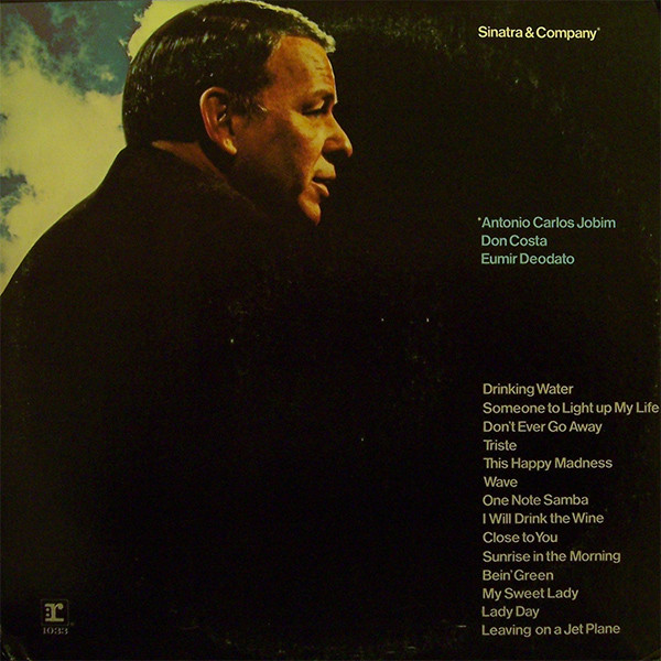 Sinatra & Company Vinyl