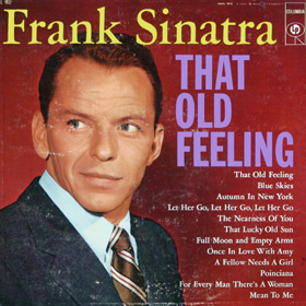 Frank Sinatra - That Old Feeling LP