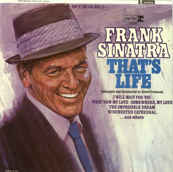 Frank Sinatra - That's Life [vinyl] Frank Sinatra
