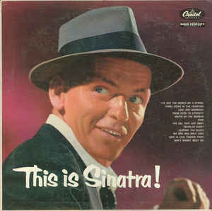 This is Sinatra!
