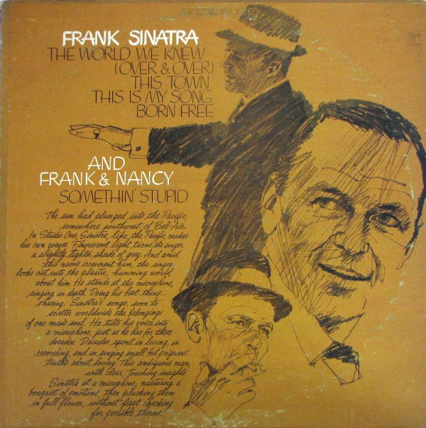 Frank Sinatra (The World We Knew)