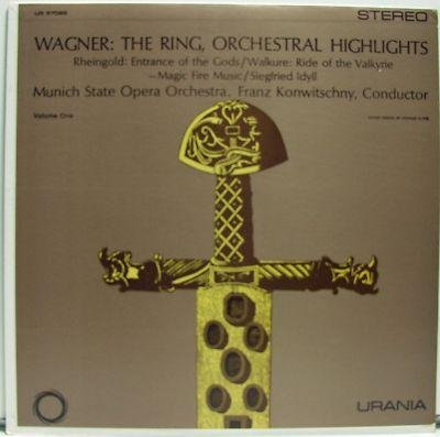 Wagner: The Ring Orchestral Highlights Volume One