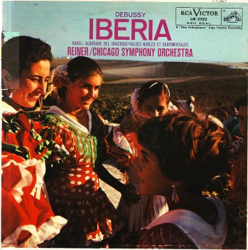 Debussy Iberia Ravel Alborado Del Gracioso Valses Nobles Et Sentimentales