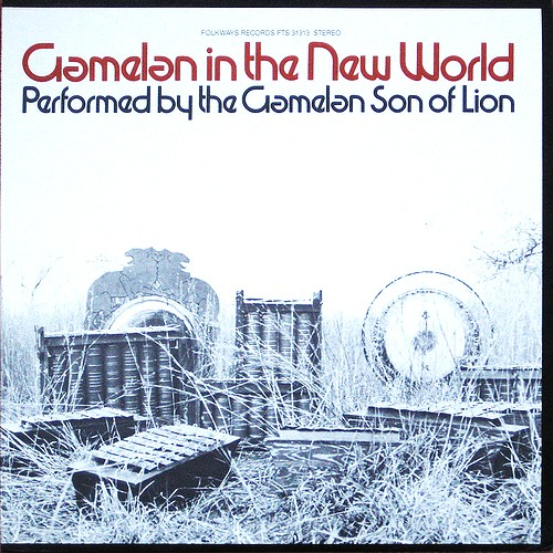 Gamelan In The New World