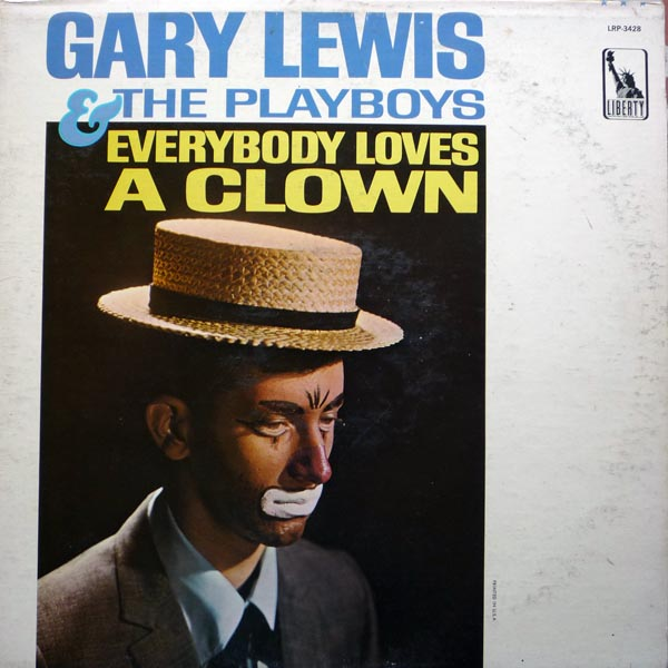 Gary Lewis And The Playboys Vinyl Record Albums
