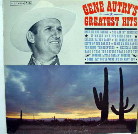 Gene Autry's Greatest Hits