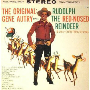Gene Autry - Rudolph The Red Nosed Reindeer [lp]