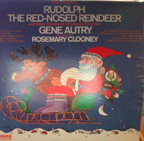Rudolph The Red-nosed Reindeer - Gene Autry